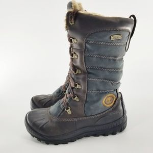 Timberlands Mount Holly Tall Duck Boots Waterproof